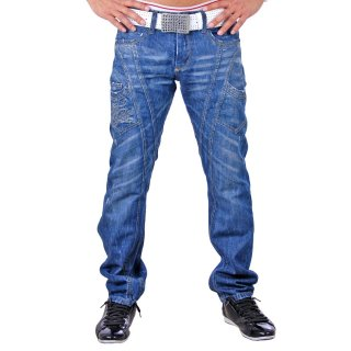 Redbridge RB-125 Strange blue Jeans , blau
