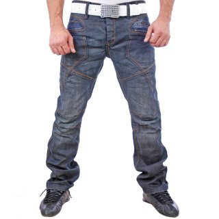 Redbridge RB-87 Dark Blue Jeans Blau