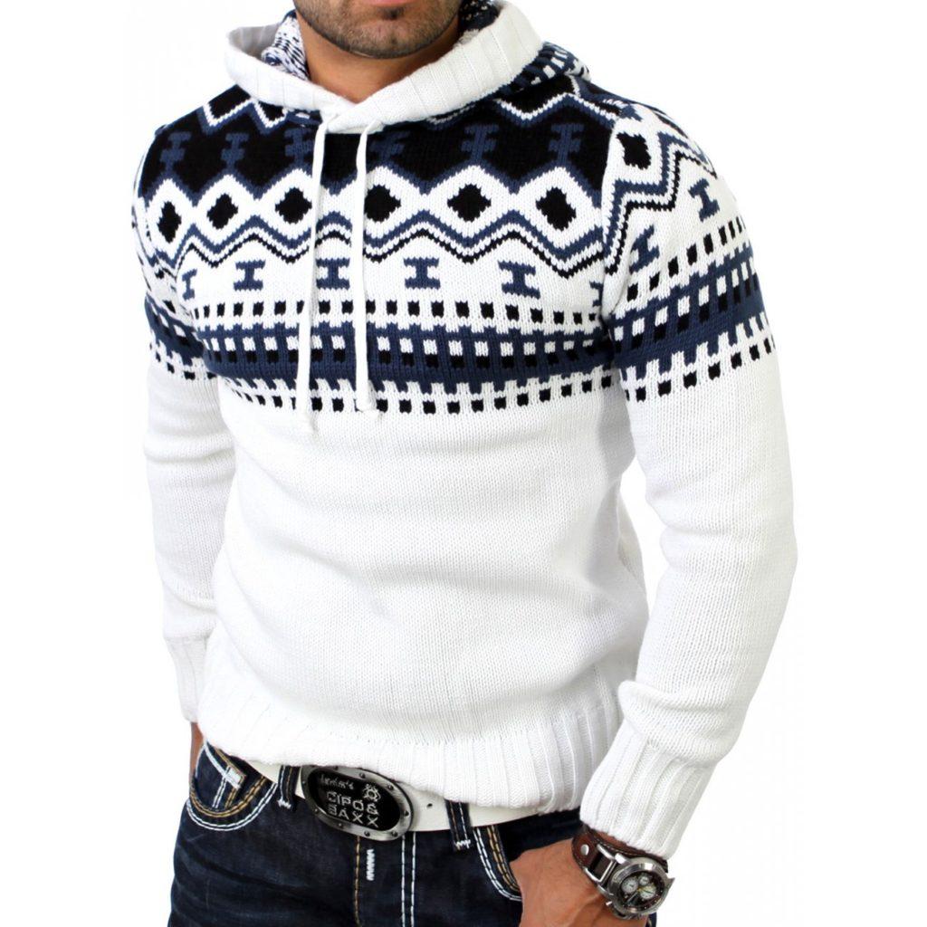 Norweger Pullover kombinieren