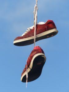 sneaker waschen richtig trocknen