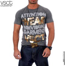 VSCT V-0159 Black Acid T-Shirt Sw