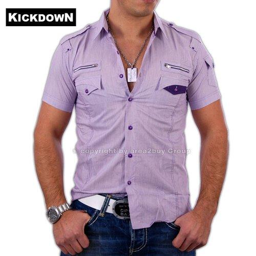 Kurzarm Hemden Herren jetzt online kaufen | area2buy