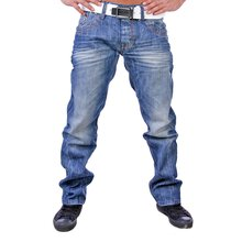 Cipo&Baxx C-756 Club Fashion Jeans Blau