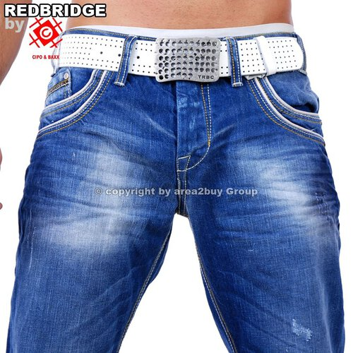 Redbridge RB-97 Blue Jeans Blau