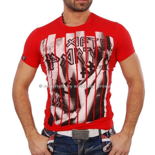 Redbridge R-1596 Party Club Motive T-shirt rot