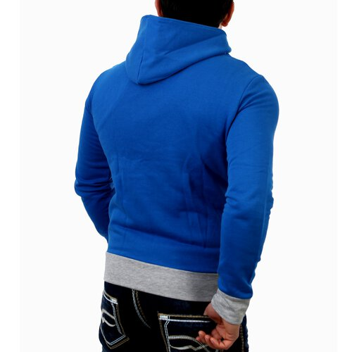Redbridge Herren Sweatjacke R-31403 Blau XL