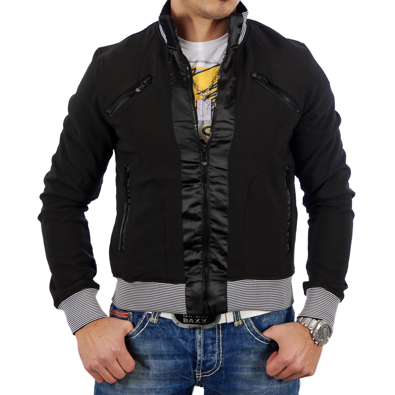 windbreaker herren reslad bergangsjacke g nstig. Black Bedroom Furniture Sets. Home Design Ideas