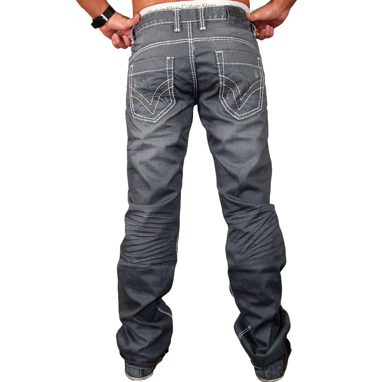 used look jeans herren reslad 3339 herren jeans kaufen. Black Bedroom Furniture Sets. Home Design Ideas