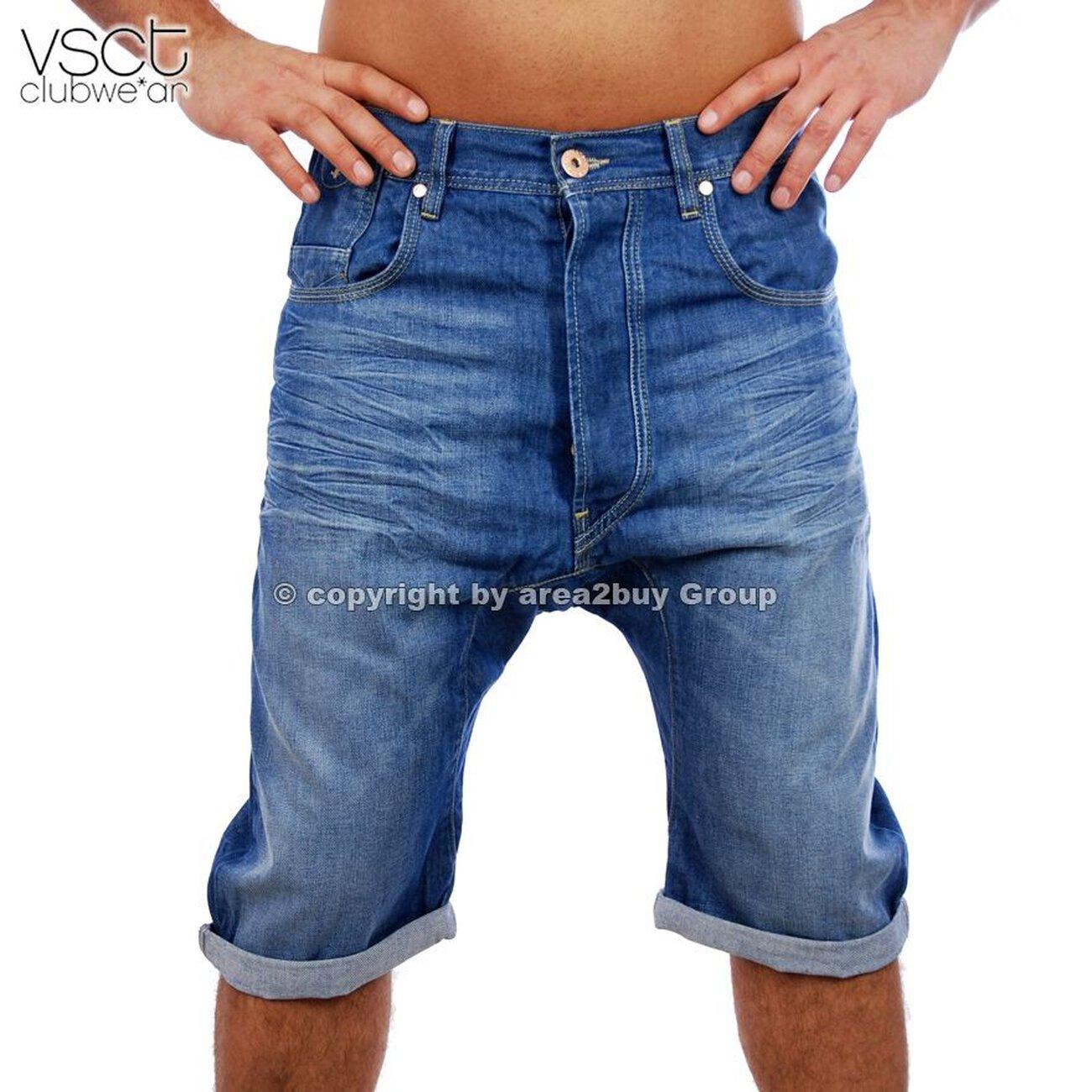 shorts herren blau low drop vsct 5640138 g nstig online. Black Bedroom Furniture Sets. Home Design Ideas
