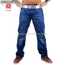 Redbridge RB-140 UK Flag Bags Blue Jeans , blau