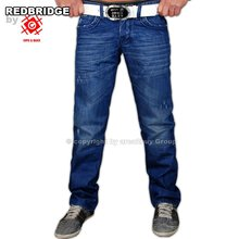 Redbridge RB-122 Blue Jeans Hose, blau