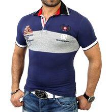 Blaue Poloshirts Online Shop   E- Shop für blaue Poloshirts f89e28b55b