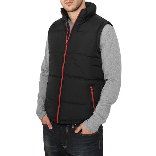 Urban Classics Herren Bubble Outdoor Weste TB-299