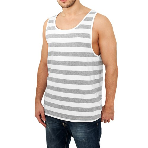 Urban Classics Herren Stripes Tank Top TB-499