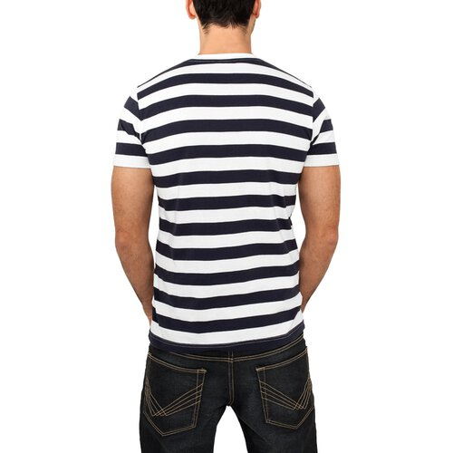 Urban Classics Herren Stripe Pocket T-Shirt TB-500