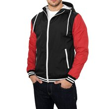 Urban Classics Herren University Windbreaker Übergangs...
