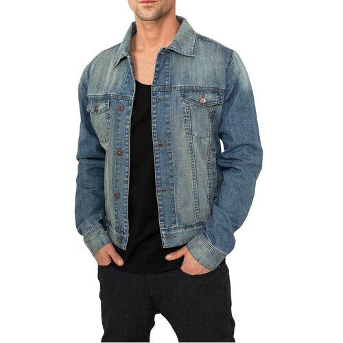 Urban Classics Herren Denim Vintage Jeans Jacke TB-515 724a86bad2
