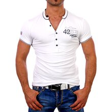 Kickdown Herren Y-Neck Club Style T-Shirt K-2314