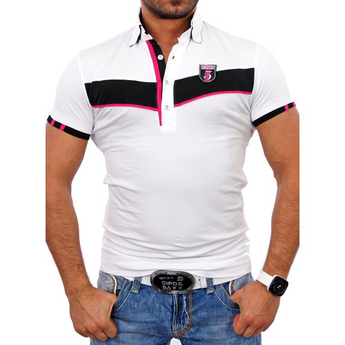 reputable site ac2b3 85f25 Kickdown Herren Club Polo Shirt K-2300
