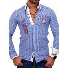 Italienische mode herren hemden