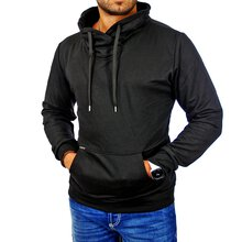 redbridge R-1640 Japan Pullover Hoody schwarz