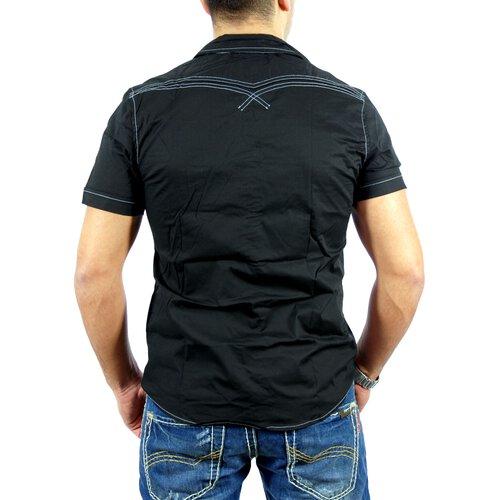 97bd5248a71f Herrenhemd Kurzarm Kariert Kickdown 265   Herrenhemden