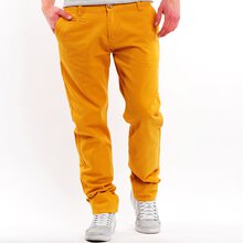 Tazzio Herren Colored Vintage Sommer Stoff Chino Hose...