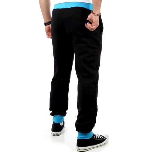 Reslad Herren Athletic Sweatpant Jogginghose RS-5100