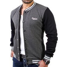 Reslad Herren Jacke Authentic Collegejacke RS-1150