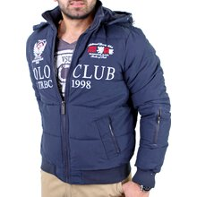 Redbridge Winterjacke Herren Polo-Look RB-41472