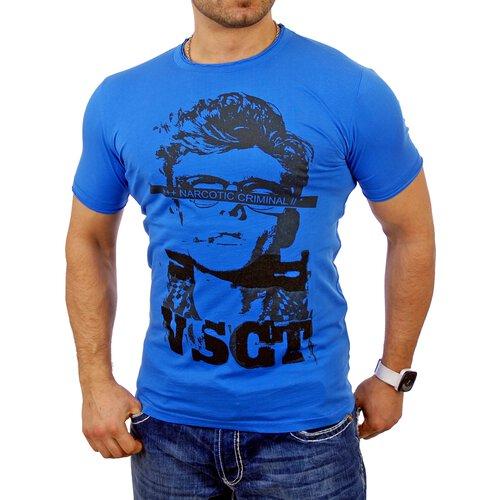 VSCT T-Shirt Herren Narcotic Criminal Tee Man V-5640749 122cd0379e