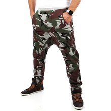 Vsct V-5640863 Low Drop Crotch Jogger camouflage