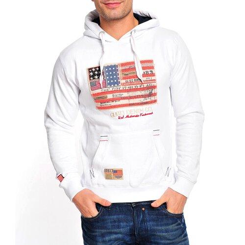 Gangster Unit Sweatshirt Herren Flag America Hoodie GU-618 GU-618