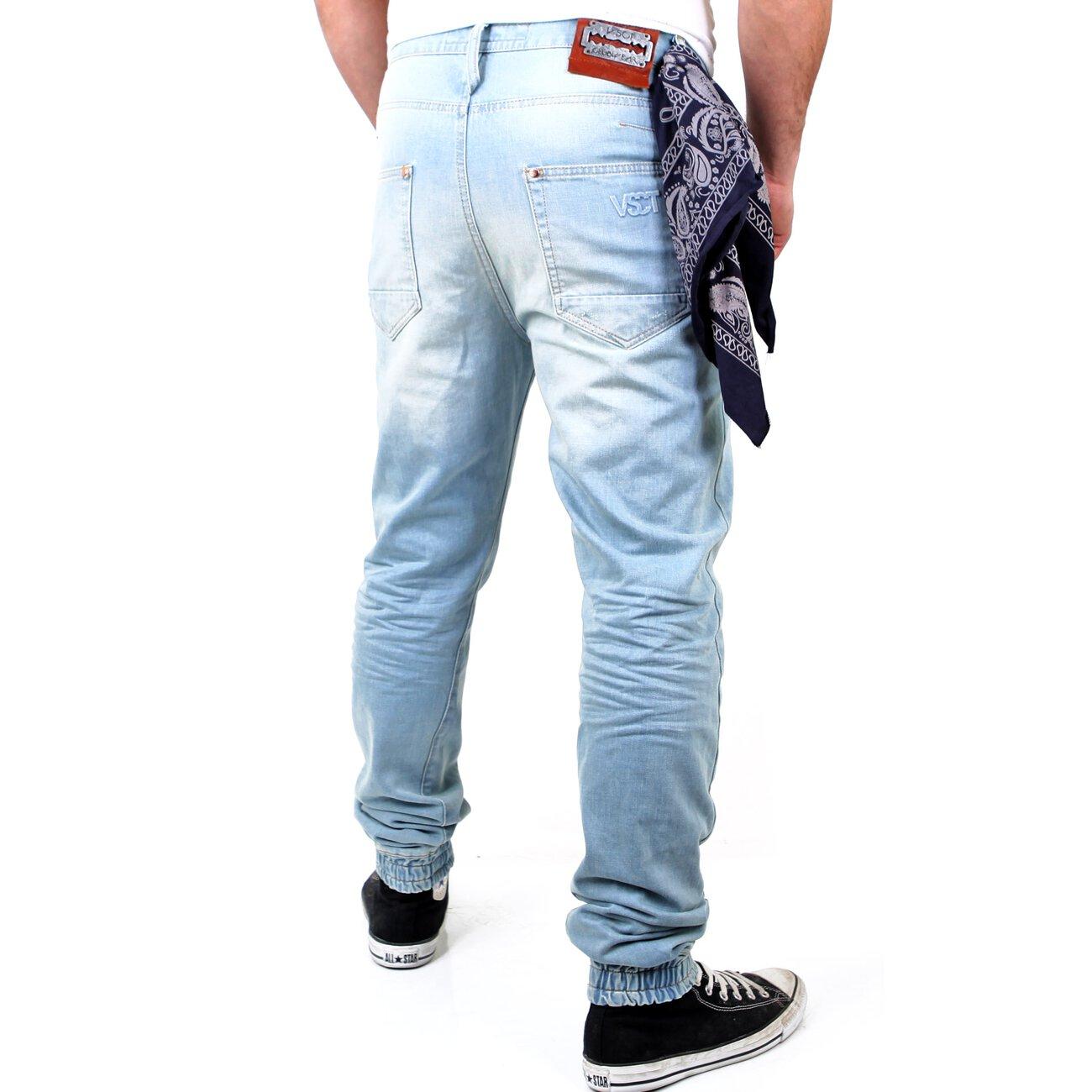 vsct jeans noah cuffed vintage bleached hose g nstig. Black Bedroom Furniture Sets. Home Design Ideas