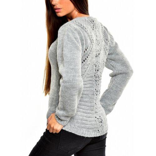 pullover damen tazzio strickpullover 901 pullover g nstig. Black Bedroom Furniture Sets. Home Design Ideas