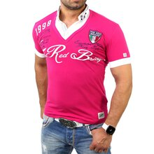Redbridge Polo Hemd 2in1 Style R-2027 pink