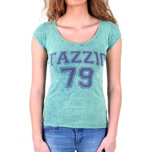 Tazzio T-Shirt Damen Artwork College Team Shirt TZ-712