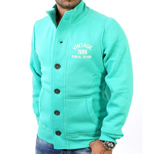 R-Neal RN-9321 Vintage Button Style Jacke Mint