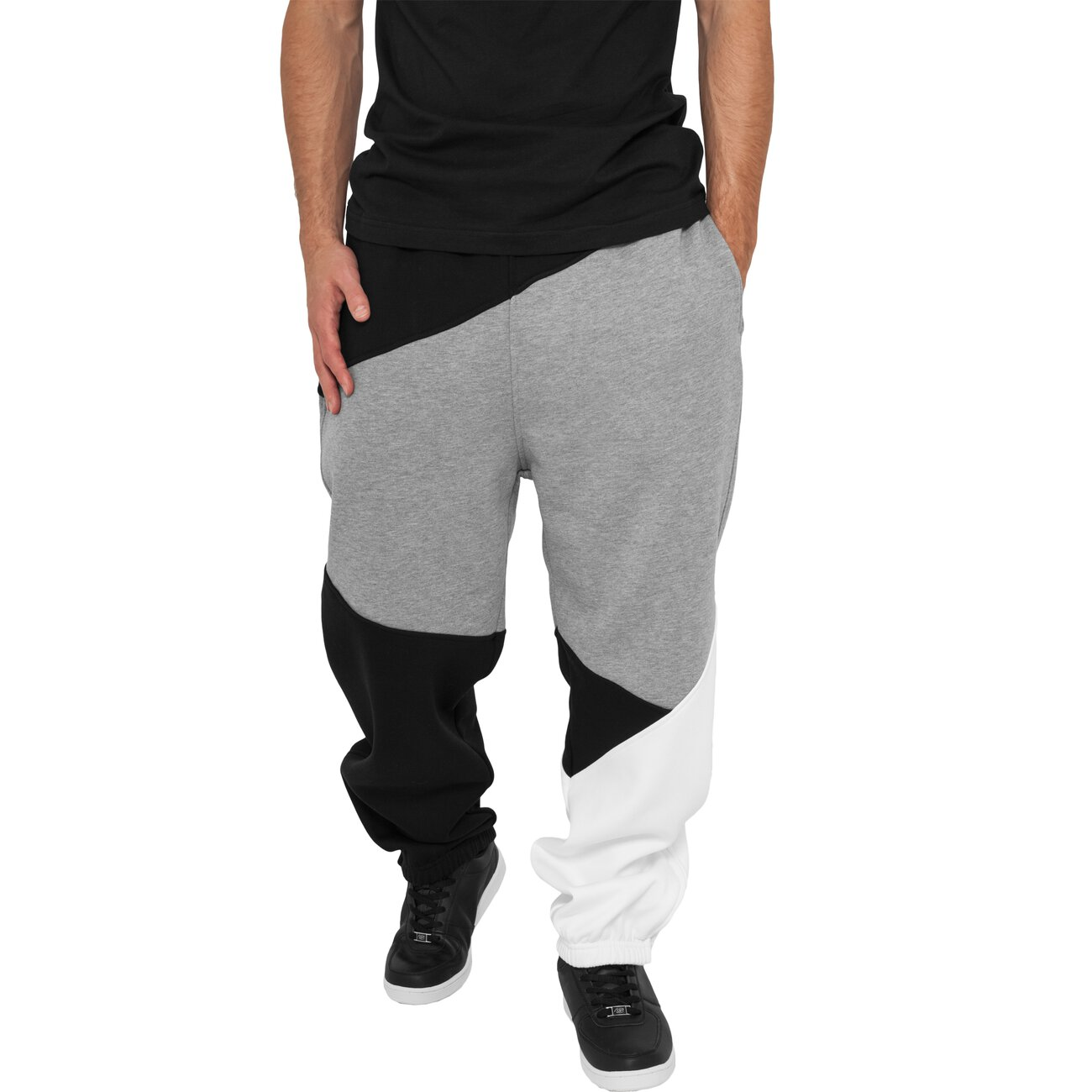 urban classics jogginghose herren sweatpant sport hose tb. Black Bedroom Furniture Sets. Home Design Ideas