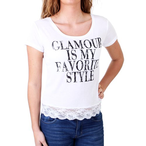 Qualitätsprodukte Online-Shop doppelter gutschein Madonna T-Shirt Damen