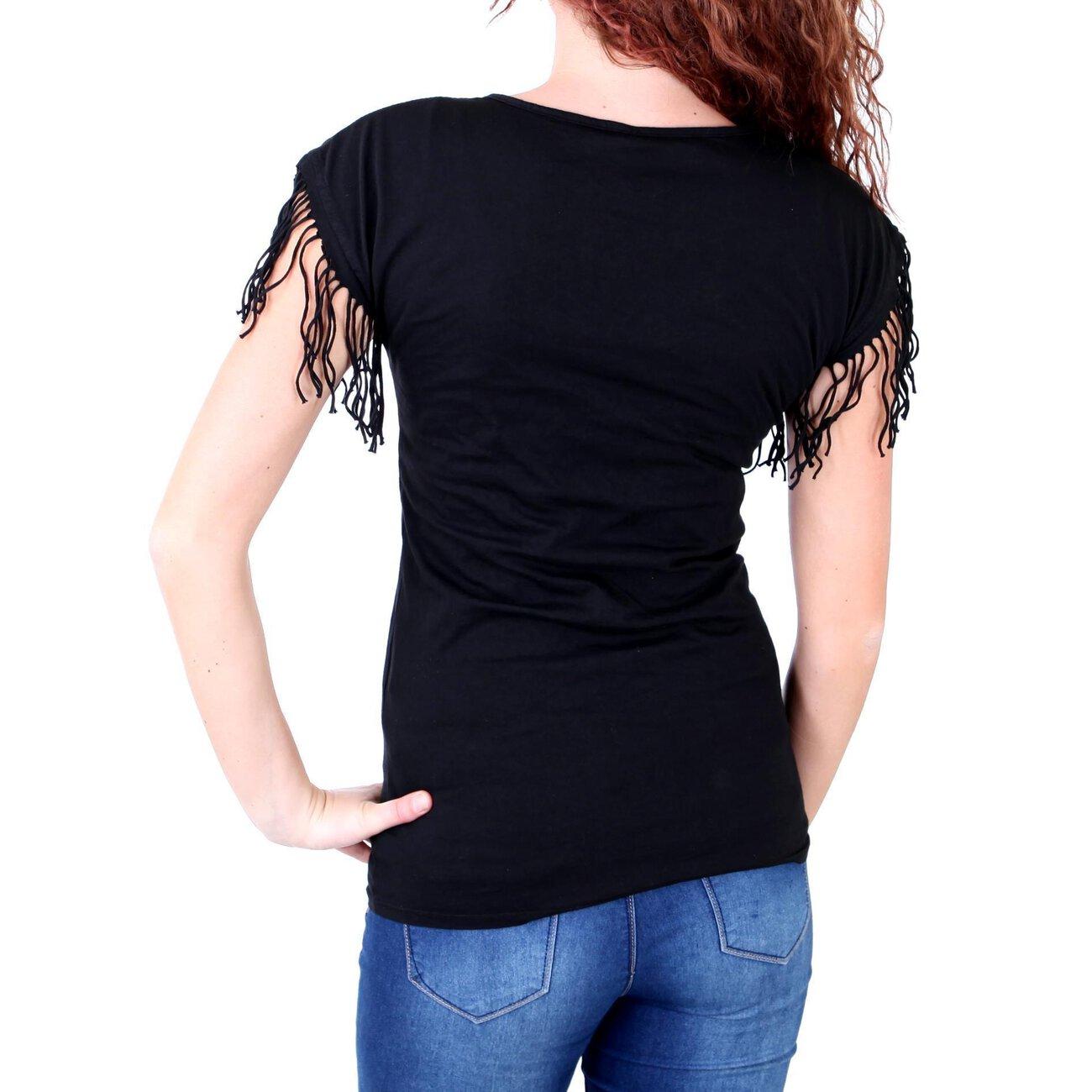 7 8 rmel shirt damen von madonna marissa g nstig. Black Bedroom Furniture Sets. Home Design Ideas