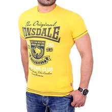 Lonsdale T-Shirt Herren ORPINGTON Stretch Fit Shirt...