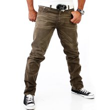 VSCT V-5700053 Cinnamon Anthony Airbrush Denim Jeans