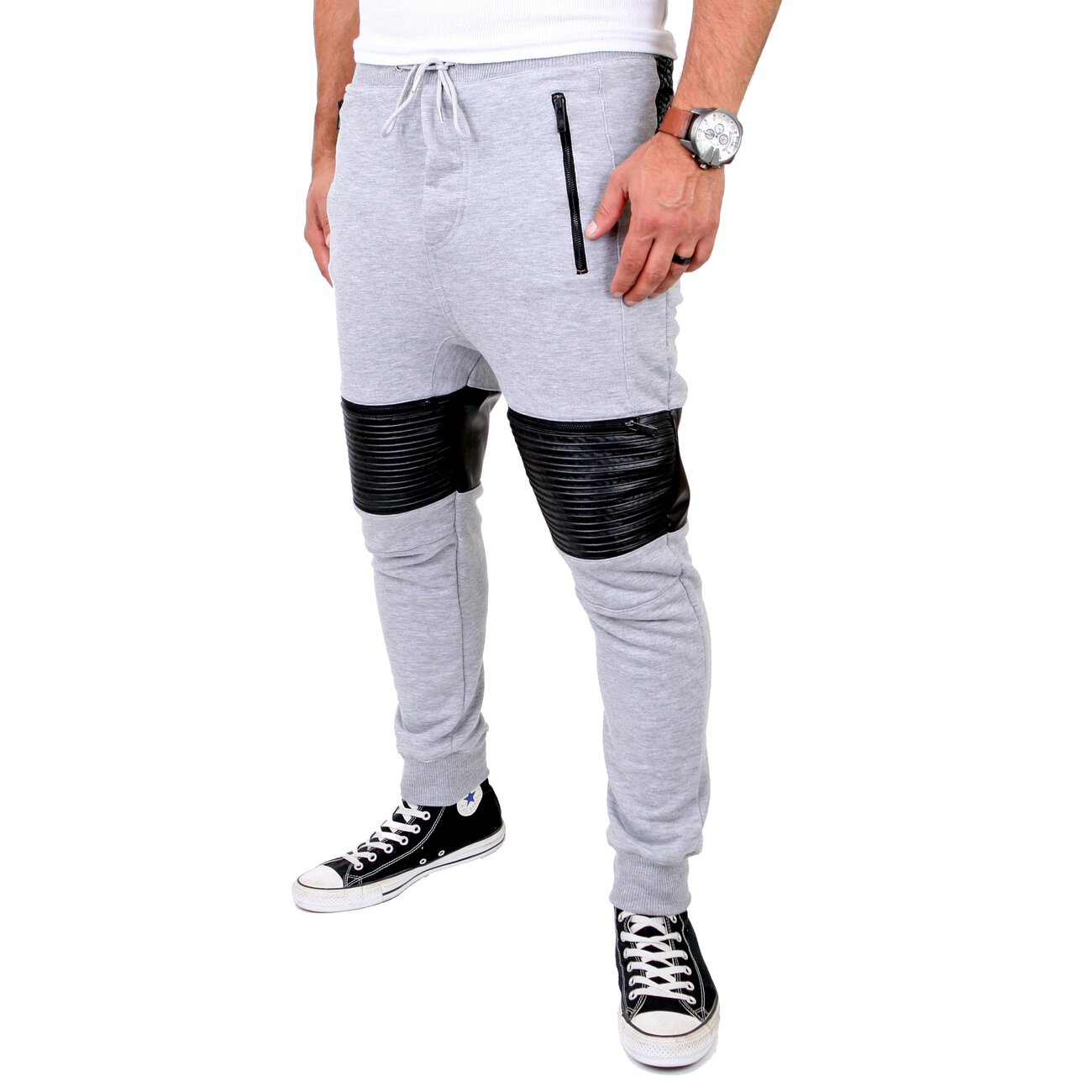 vsct jogginghose low crotch biker sporthose clubshorts. Black Bedroom Furniture Sets. Home Design Ideas