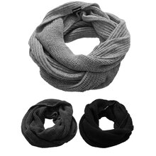 Urban Classics Tube Scarf Schal Winter Strickschal One...