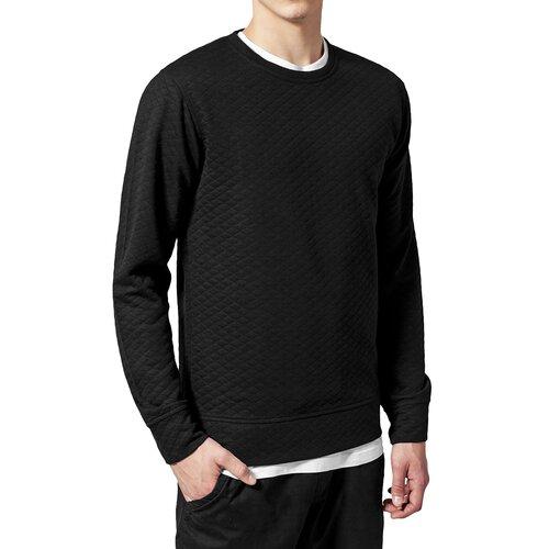 Urban Classics Sweatshirt Herren Diamond Quilt Crewneck Pullover TB-1109 d6db0f4eb6