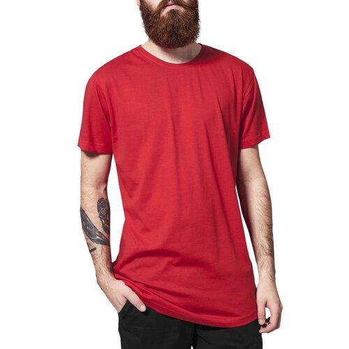 Redbridge T-Shirt Herren Basic Zipped Long Style Kurzarm Shirt RB-41289 Neu