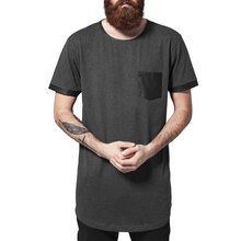 Urban Classics T-Shirt Herren Long Shaped...