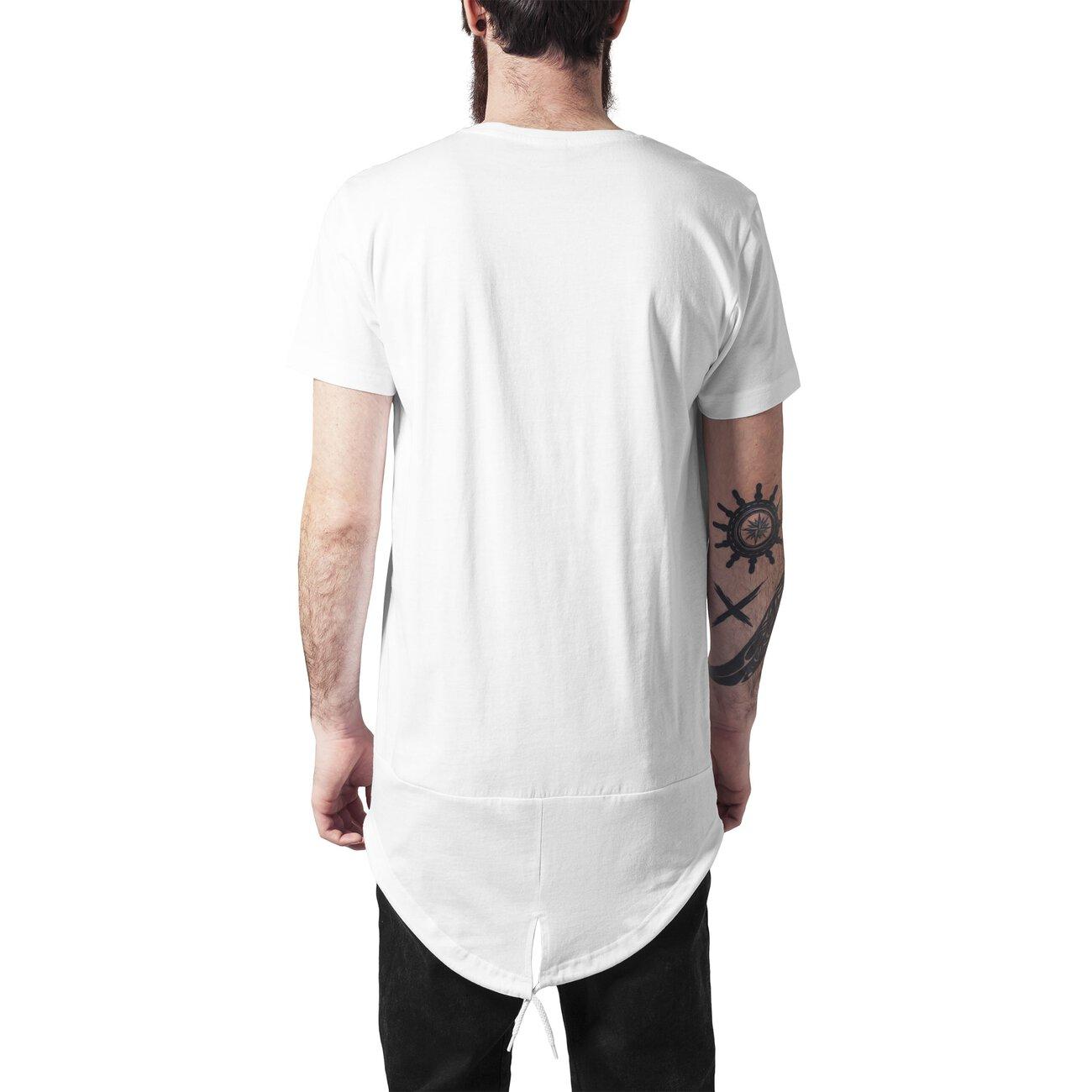 urban classics t shirt oversize long tail kurzarm shirt tb 1228. Black Bedroom Furniture Sets. Home Design Ideas