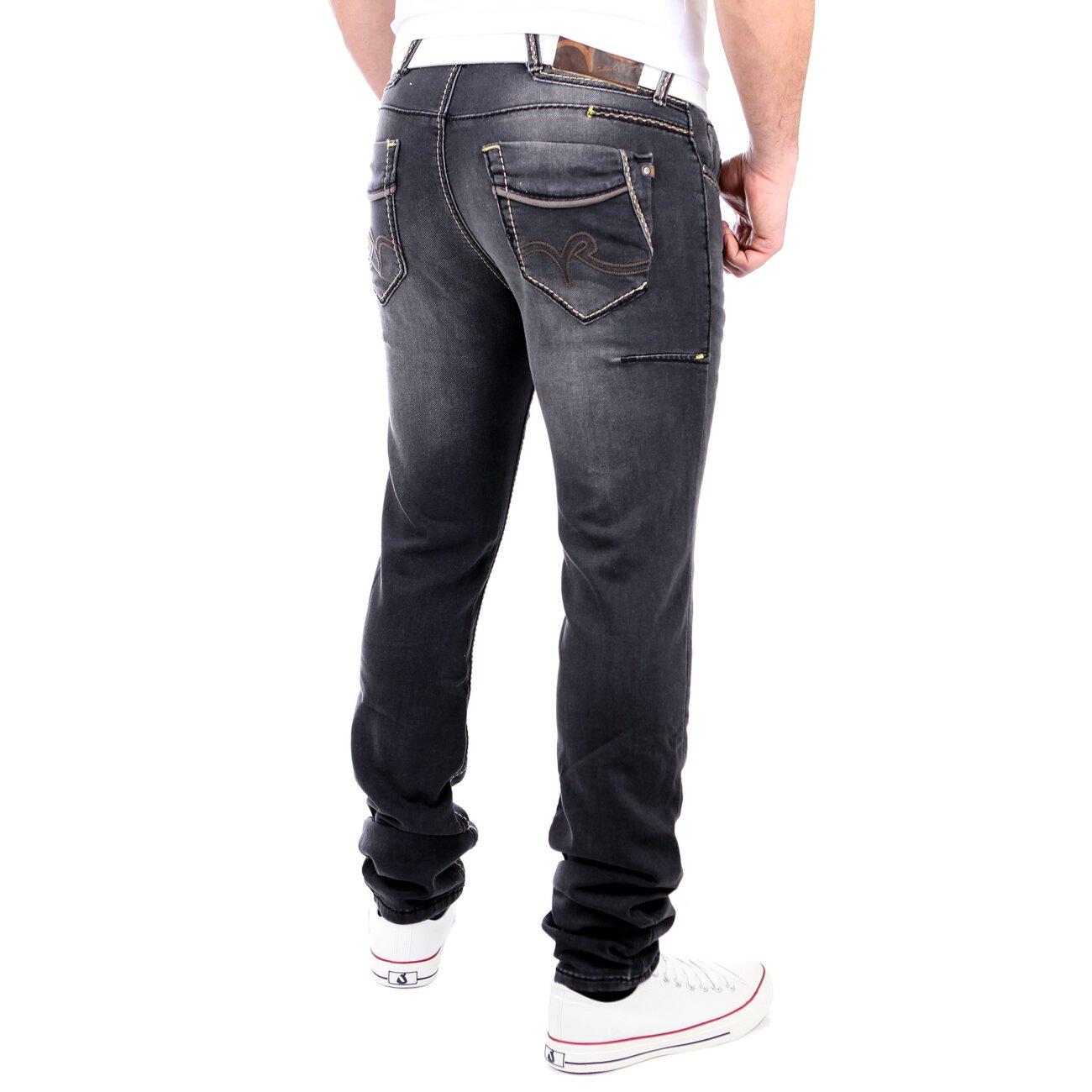 rusty neal jogg jeans herren used look jogging jeans hose. Black Bedroom Furniture Sets. Home Design Ideas